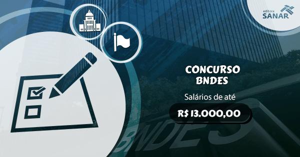 Edital do Concurso BNDES 2022