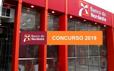 Concurso Banco do Nordeste 2022