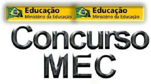Concurso MEC 2019