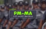 Concurso PM MA 2022