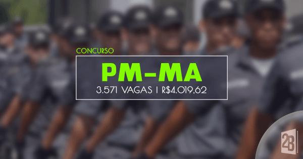 Concurso PM MA 2019