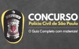 Concurso Polícia Civil SP 2022