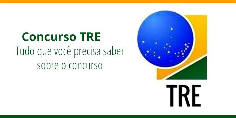 Concurso TRE 2022