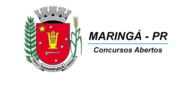 Prova Concurso Prefeitura de Maringá
