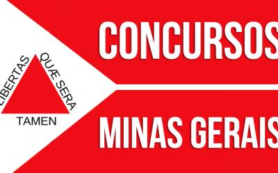 Concursos MG2022