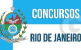Concursos RJ 2022