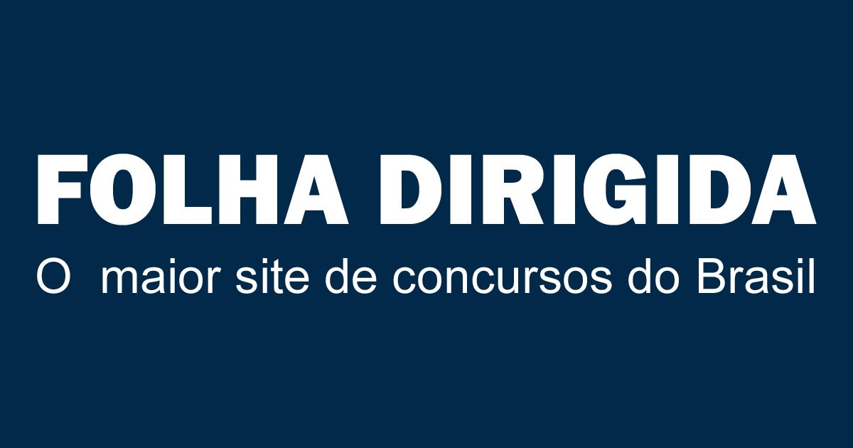 Site Folha Dirigida
