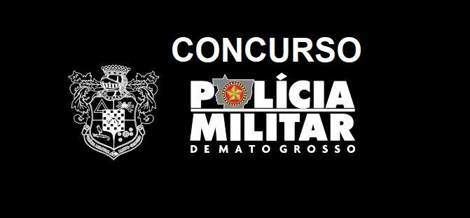 Concurso PM MT 2019