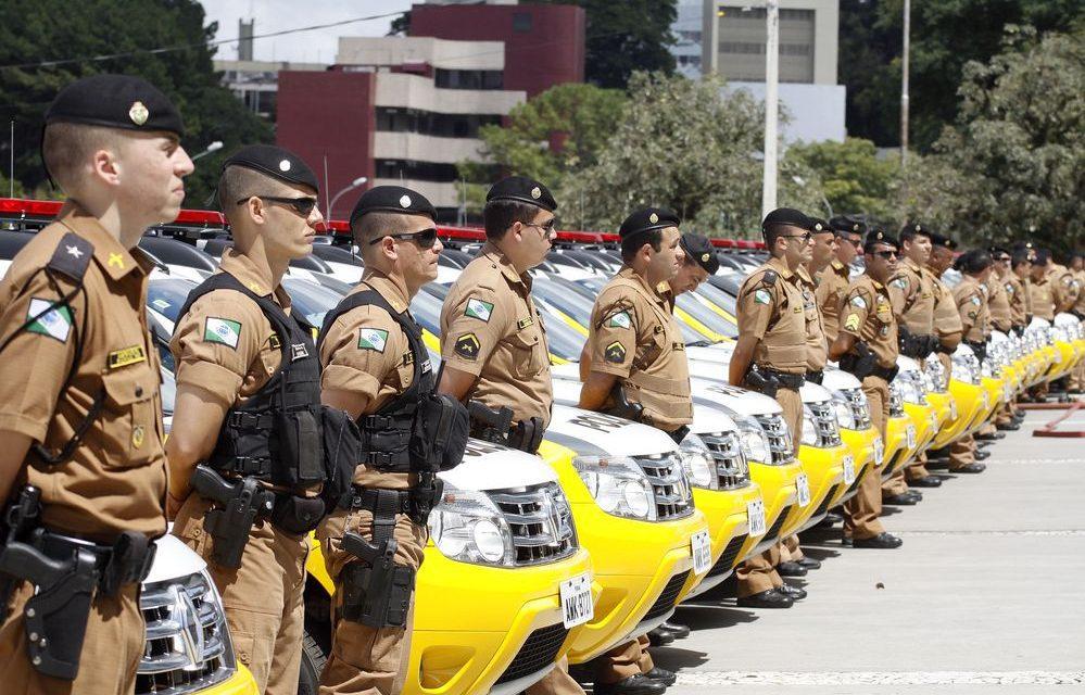 Último Concurso da Polícia Militar do Paraná