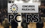 CONCURSO POLÍCIA CIVIL RS 2022