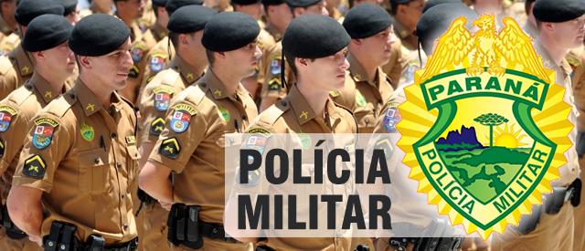 Concurso PM Paraná