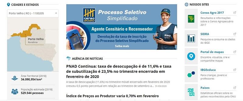Inscrição Concurso IBGE 2022