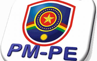 Concurso PM PE 2022