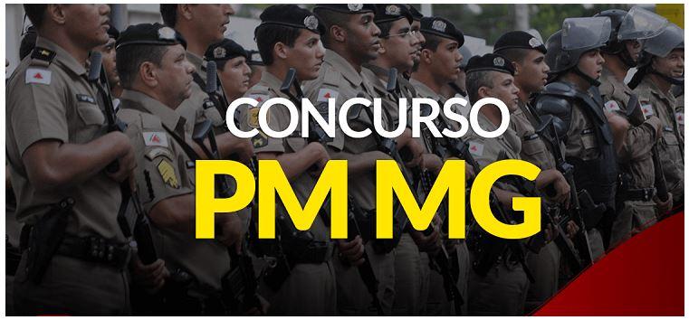 Concurso PMMG 2022