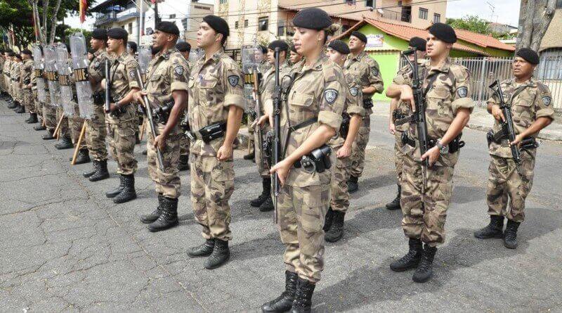 Polícia Militar Minas Gerais